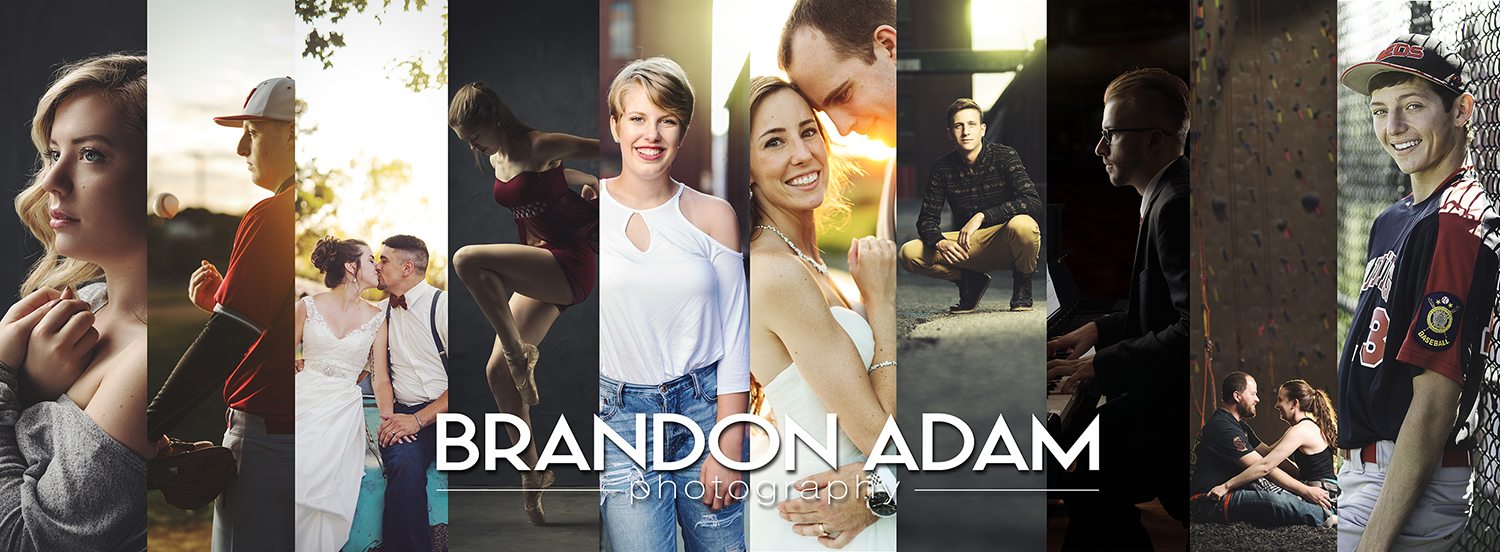 Brandon Adam Photography Banner
