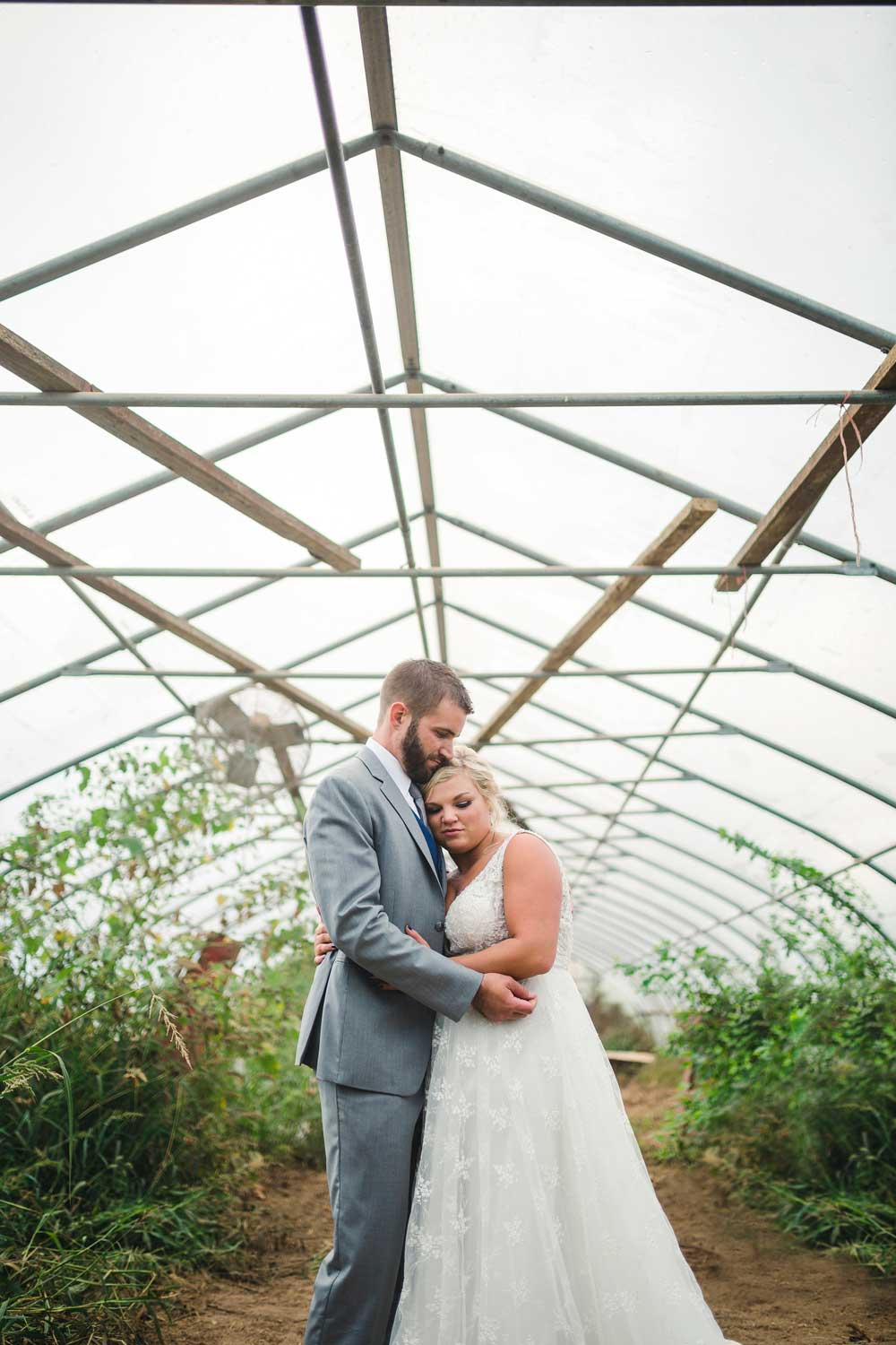 Lancaster Greenhouse Wedding